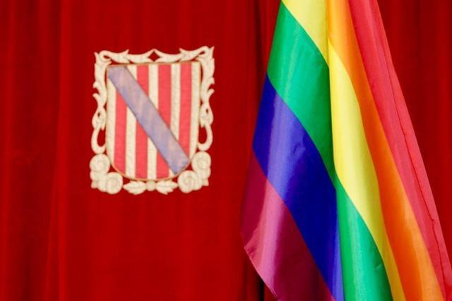 220517 consell lgtbi bandera