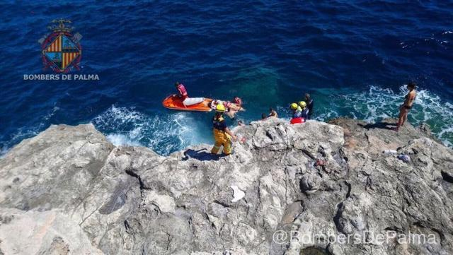 040717 bombers de palma rescate dique del oeste 2
