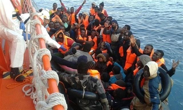 Esta semana han llegado 51 inmigrantes en 6 pateras
