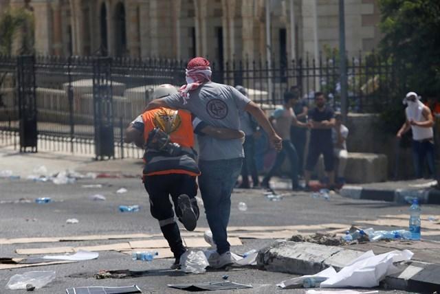 210717 disturbios explanada de las mezquitas 2
