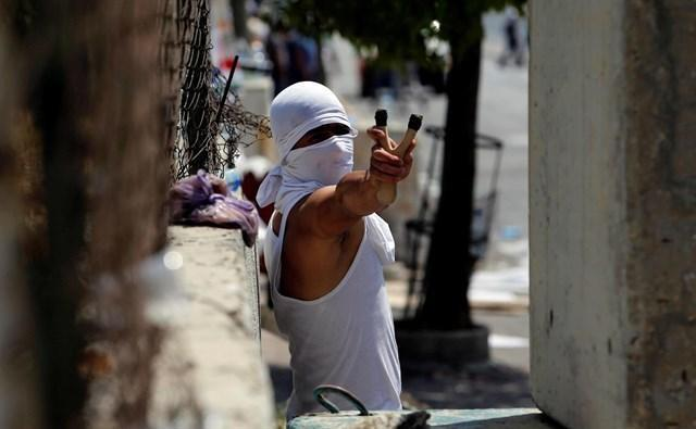 210717 disturbios explanada de las mezquitas 3