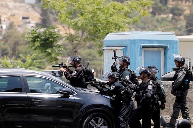 210717 disturbios explanada de las mezquitas 4