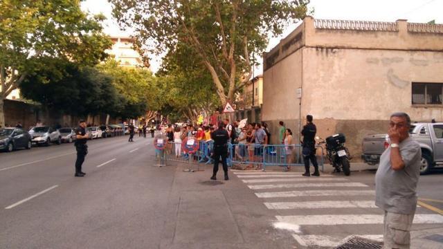 030817 protestas toros palma 2