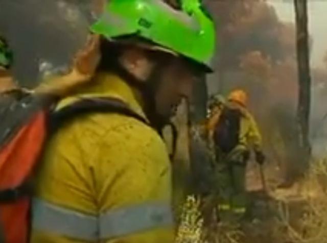 150817 incendio bomberos huelva