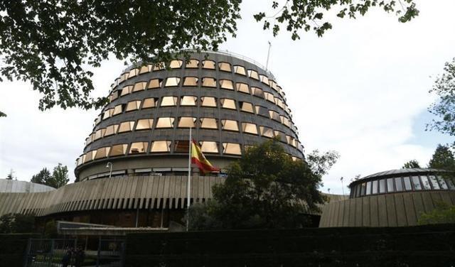 edificio del tribunal constitucional