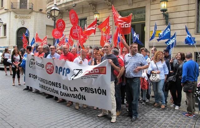 150917 sindicatos funcionarios de prisiones