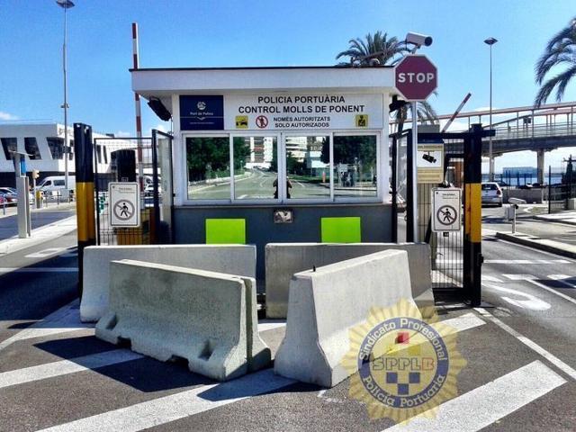 290917 ports de balears protege controles