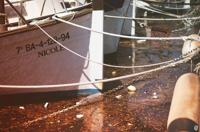 061017 escorias en el puerto de palma