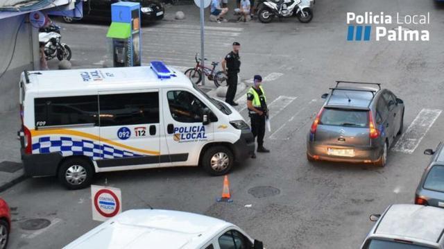 control policia local de palma