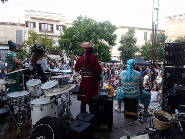 Tampoco faltarán las actuaciones musicales (Foto: Archivo)