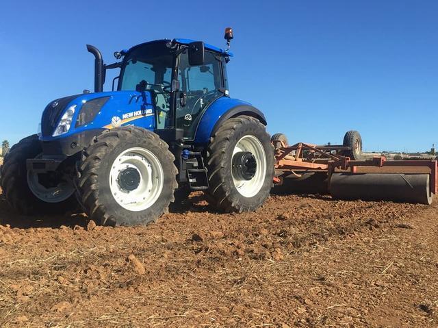 tractor ok