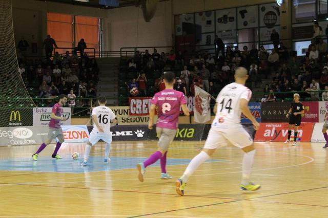 Los mallorquines continuarán una semana más en lo más alto de la tabla (Foto: Palma Futsal)