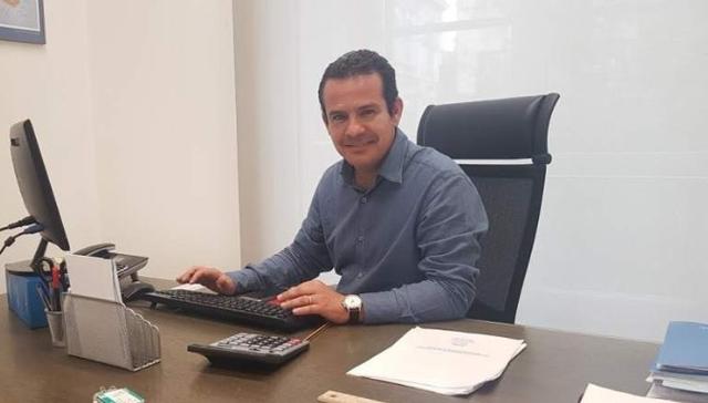 El secretario general del PP en Baleares, Antoni Fuster