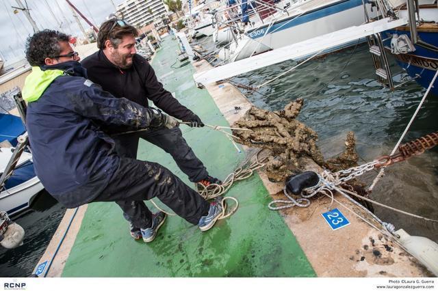 limpieza de fondos marinos 2