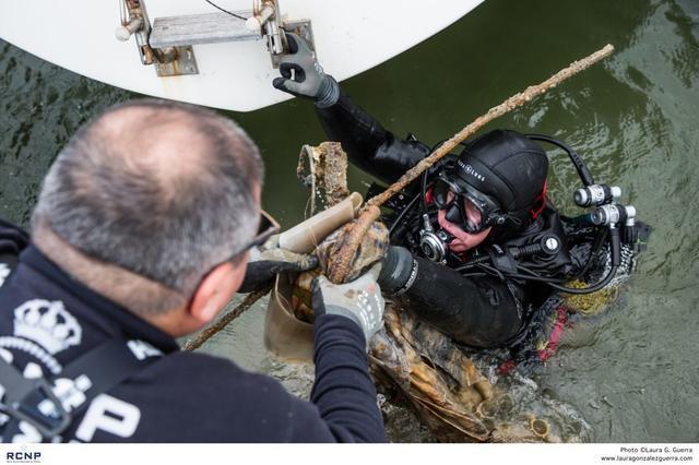 limpieza de fondos marinos 3