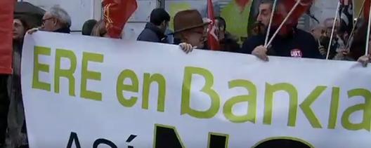 El govern media para que bankia mantenga todas las for Oficinas de bankia en zaragoza