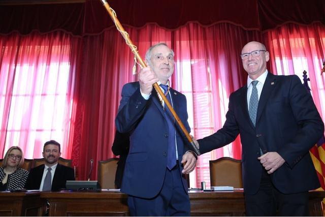 Gori Estarellas nuevo alcalde Llucmajor