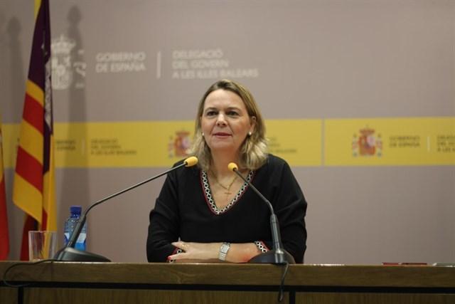 María Salom (Foto: Archivo)
