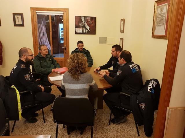 Guardia Civil Policia Local Porreres