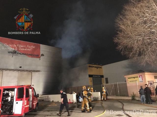 bomberos en can valero 5