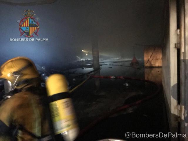 bomberos en can valero 6