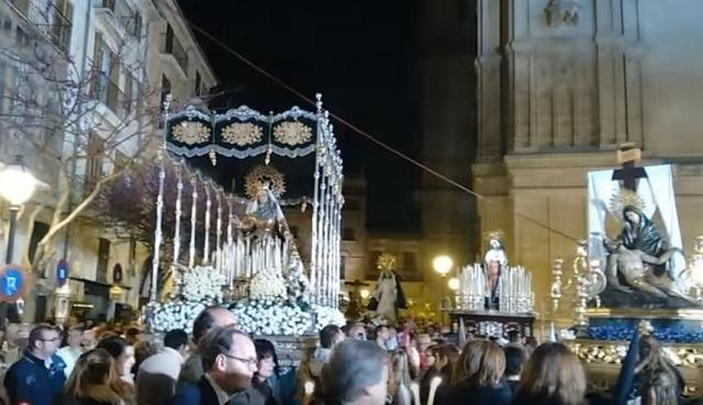 Procesiones Semana Santa Palma cofradia 3