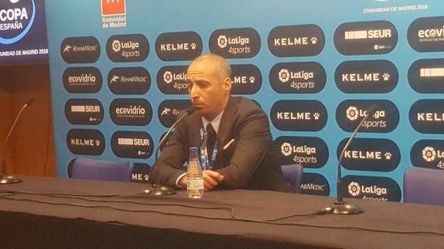 Antonio Vadillo Entrenador Palma Futsal