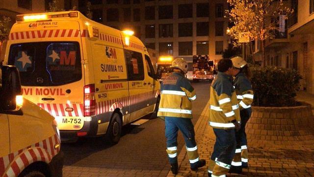 ambulancias Madrid Getafe