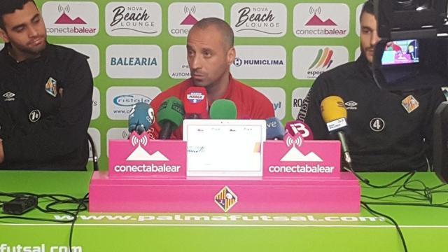 Antonio Vadillo Palma Futsal