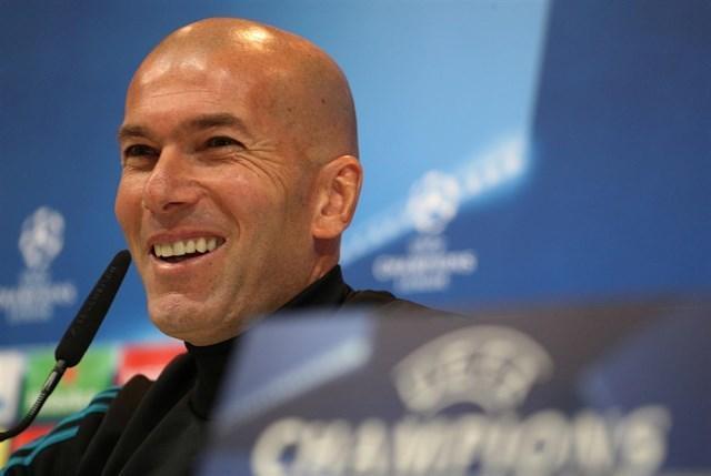 Florentino y Zidane volverán a trabajar juntos diez meses después