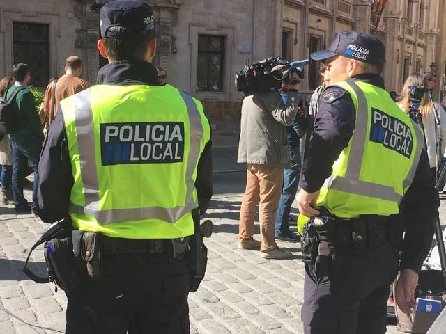 Policia Local Palma refuerzo verano agente