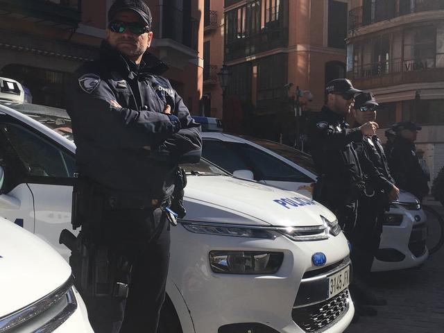 Policia Local Palma refuerzo verano coche agente