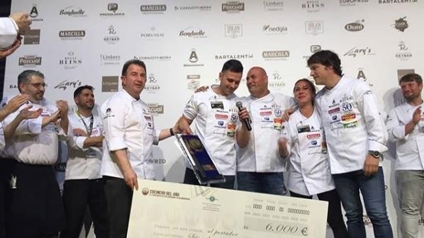 El chef del restaurante argos se proclama mejor cocinero - Restaurante argos ...