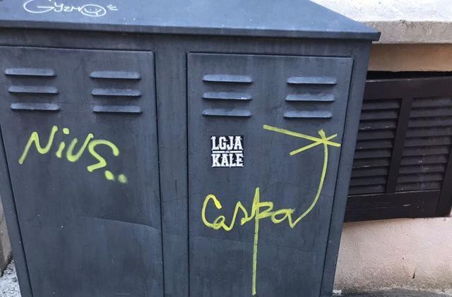 Pintades Grafittis Escorca Caja electricidad 2 (2)