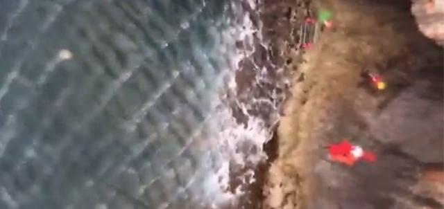Rescate pescador 1