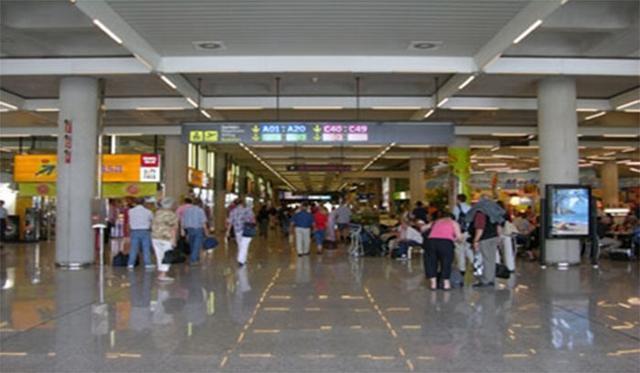 Aeropuerto de Palma 9