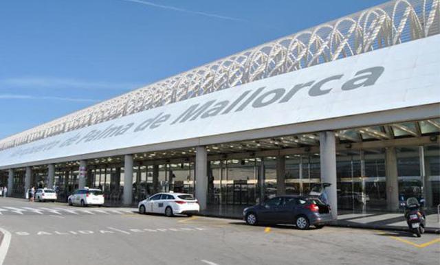 El Aeropuerto de Palma (Foto: Archivo)