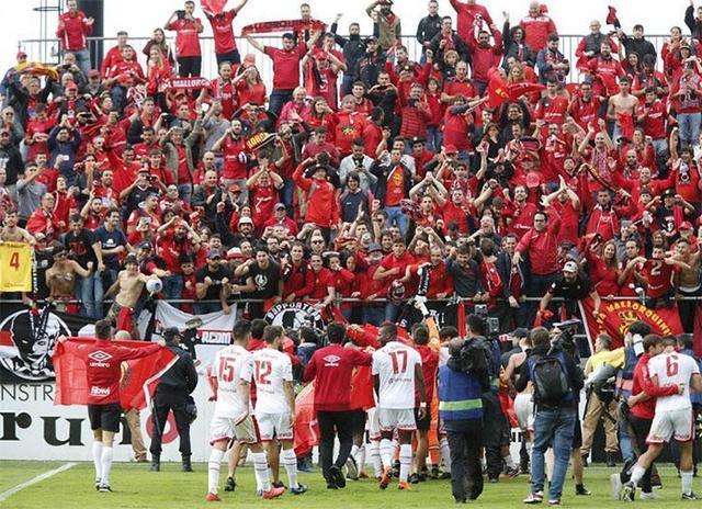 Real Mallorca a Segunda