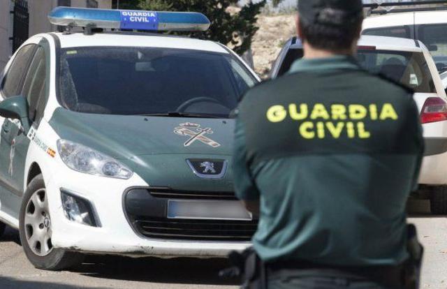 Dispositivo de la Guardia Civil desplegado en un operativo (Foto: Archivo)