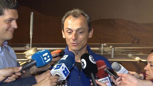 El ministro de Ciencia, Innovación y Universidades, Pedro Duque (Foto: EP)