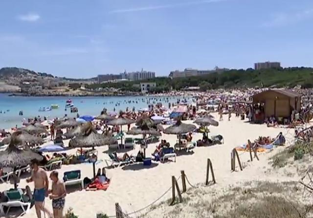 Bomberos de Mallorca (Archivo)