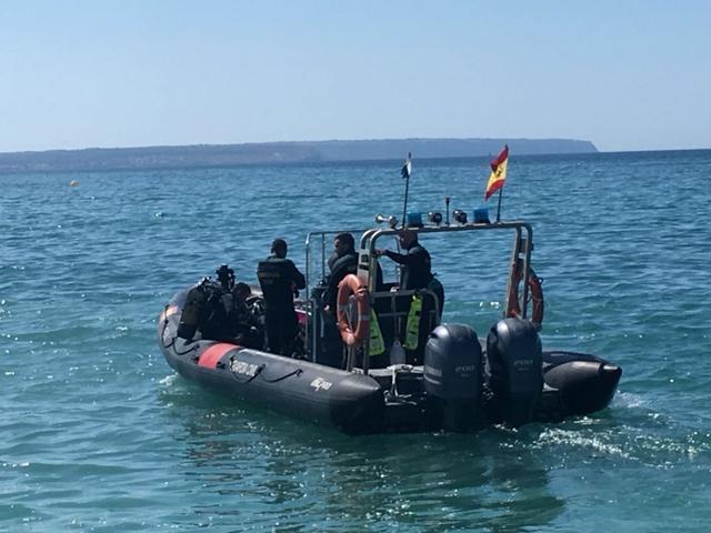 Geas encuentran el cuerpo del joven desaparecido en Can Pere Antoni 2