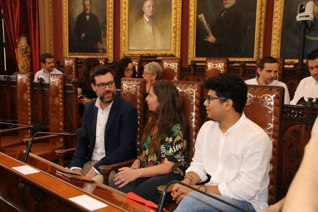 Antoni Noguera debate del estado de Palma 2