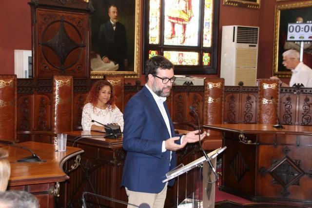 Antoni Noguera debate estado de Palma 1