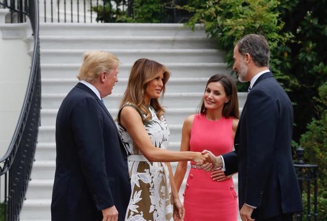 Reyes con Trump 2