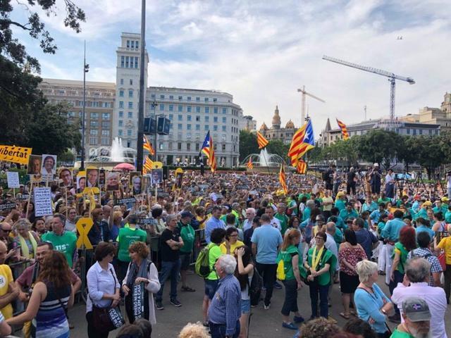 Foto/ Assemblea Nacional Catalana