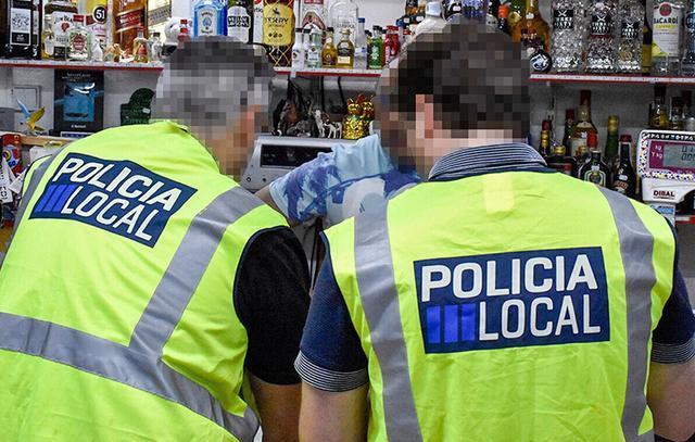 Policia Local Platja de Palma 2