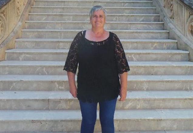 Katia Rouarch, alcaldesa de Andratx
