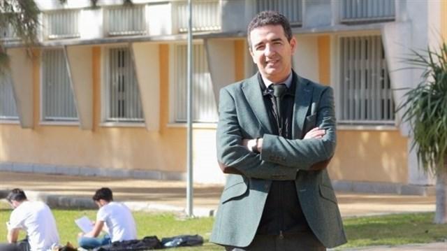 El ya exsecretario general de Justicia de la Junta, Eugenio Pizarro Moreno