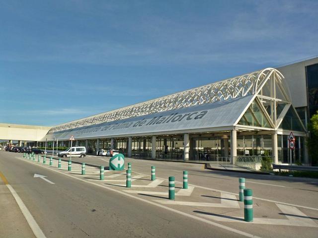 El de Palma, el segundo aeropuerto más afectado en España (Foto: Archivo)
